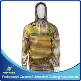 Custom Made Sublimation Sports Hoodies