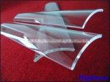 High Purity Clear Arc Silica Quartz Glass Plate