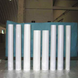 1mm Rigid Plastic Anti-Sticky Extruded White PVC Sheet Rolls