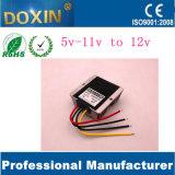 Widen Voltage DC5V-11V Input to 12V DC Output Power Supply Converter