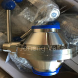 Stainless Steel Sanitary Butterfly Type Ball Valve