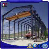Prefab Steel Structure Construction Frame