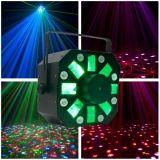 Laser+ Strobe+ LED Effect 3in1 Effect Lighting