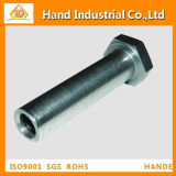 Hex Head Stainless Steel Binding Post Barrel Without Mating Screw