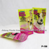 Plastic Pet Food Bag with Zipper