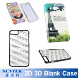 3D 2D Heat Transfer Printing Sublimation Blank Mobile Phone Case