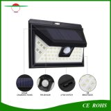44LEDs Solar Outdoor Wall Light