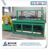 Full Automatic Crimped Wire Mesh Machine, Square Mesh Weaving Machine