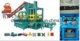 Qt6-15 Automatic Hydraulic Concrete Block Brick Making Machine