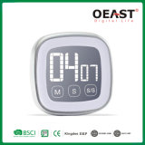 Big LCD Digital Electrical Kitchen Timer with Touch Screen