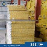 Fire Resistant Rockwool Insulated Sandwich Panel