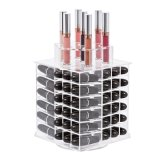 Wholesale High-Quality Modern Stylish Acrylic Lipstick Rack Acrylic Makeup Organziers