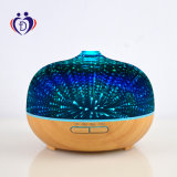 Shenzhen Dituo 300ML Ultrasonic Aroma Essential Oil 3D Glass Diffuser (DT-1518PD)