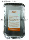 Foil Tray Packing Depilatory Honey Hard Wax Block