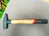 Machinist Hammer with Double Color Wooden Handle in Hand Tools, Tools XL0107