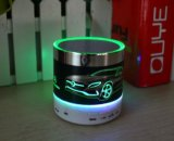 Low Price High Quality Mini Bluetooth Speaker with LED Light