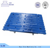 High Manganese Trio CT6080 Jaw Crusher Parts Jaw Plate