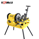 "Portable Pipe Threading Machine Photo 4"" (SQ100D1)"