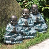Resin Spiritual Sculpture Meditating Buddha Statues