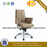 Ergonomic Headrest Adjustable Fabric Swivel Executive Office Chair (NS-9055B)