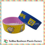 Custom Fashion Silicone Wristband with SGS Certification