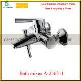 Wall Mounted Brass Bathroom Bathtub Mixer