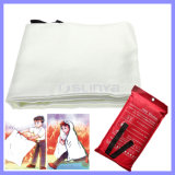 Shelter Hotel Home Car Smother Fire Blanket Emergency Fighting Survival Safety Protecter (1126)