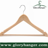 Hot Sale Wooden Clothes Hanger by Assessed Supplier