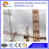 Construction Machinery Tower Crane (TC5013) with Max Load 6 Tons
