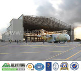 New Design for Prefabricated Steel Structure Hangar Construction