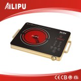 New CB/CE/LVD/EMC Touch Control Infrared Cooker