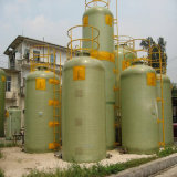 GRP FRP Chemical Water Storage Tank