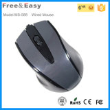 3D OEM Wired Optical Mouse for Laptop Desktop