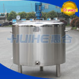 Cold and Hot Urn / Mixing Tank for Dairy Product