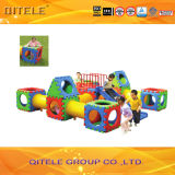 Indoor Kids′ Body Exercising Blocks Plastic Toys (PT-017)