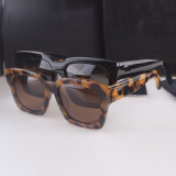 New Fashion Polarized Designer Men Acetate Sunglasses
