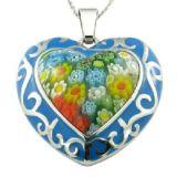 Heart Pendant Steel Jewelry Pendant