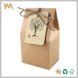 Food Grade Kraft Paper Colorful Printing Food Box