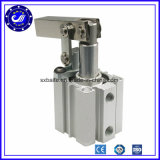 Adjustable SMC Type Pneumatic Swing Arm Rotary Clamping Cylinder