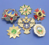 Russian Ussr Imperial 3D Eagle Badges