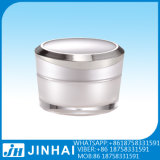 30g Pyramid Round Acrylic Jar Cosmetic Packaging
