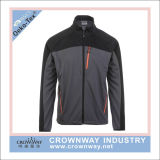 Wholesale Men Custom Softshell Jackets with Fleece Inside