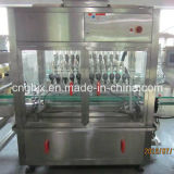 12 Heads Full Automatic Piston Type Filling Machine (Servo motor)