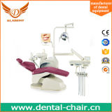 Foshan Gladent Floor Fixed Dental Unit with New Type Headrest