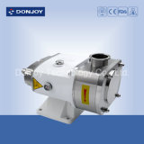 Sanitary Vertical Vane Lobe Pump for Milk Syrup