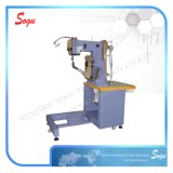 Seated Type Double Thread Inseam Industrial Shoe Sole Stitching Machine