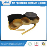 Paper Round Chocolate Candy Gift Box for Jelly Beans Packaging
