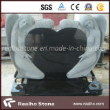 High Quality Polished Granite Tombstone for Sale