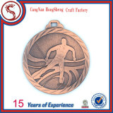 Wholesale Customized Color Fill Metal Medallion for Carnaval Festival