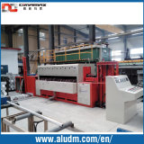 1100ust Aluminium Extrusion Billet Induction Heating Furnace in Electrical